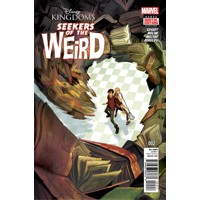 DISNEY KINGDOMS SEEKERS OF WEIRD #2 (OF 5) - Brandon Seifert