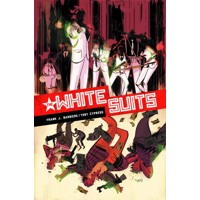 WHITE SUITS #1 (OF 4) - Frank J. Barbiere