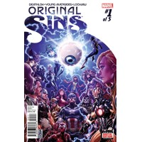 ORIGINAL SINS #1 (OF 5) - Ryan North & Various