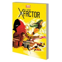 ALL NEW X-FACTOR TP VOL 01 NOT BRAND X - Peter David