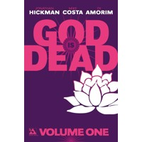 GOD IS DEAD TP VOL 01 (MR) - Jonathan Hickman, Mike Costa