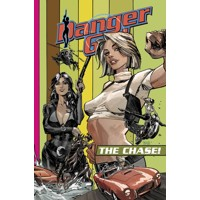 DANGER GIRL THE CHASE TP - Andy Hartnell