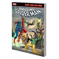 AMAZING SPIDER-MAN EPIC COLLECTION TP GREAT POWER - Stan Lee