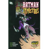 BATMAN IMPOSTORS TP - David Hine