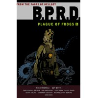 BPRD PLAGUE OF FROGS HC VOL 01 - Brian Augustyn & Various