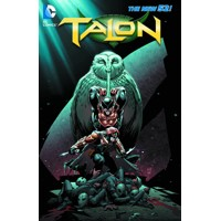 TALON TP VOL 02 THE FALL OF THE OWLS (N52) - James TynionIV & Various