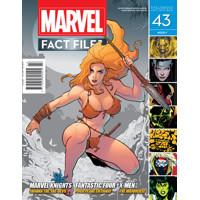 MARVEL FACT FILES #43
