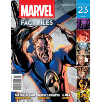 MARVEL FACT FILES #23