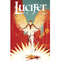 LUCIFER TP VOL 01 COLD HEAVEN (MR) - Holly Black