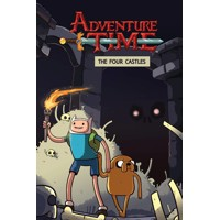 ADVENTURE TIME ORIGINAL GN VOL 07 FOUR CASTLES -  Josh Trujillo
