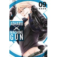 AOHARU X MACHINEGUN GN VOL 09 - Naoe