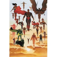 KINGDOM COME TP - Mark Waid