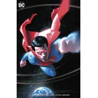 ACTION COMICS #1008 VAR ED - Brian Michael Bendis
