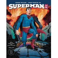SUPERMAN YEAR ONE #1 (OF 3) 2ND PTG (MR) - Frank Miller