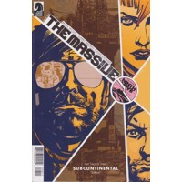 The Massive #8 - Brian Wood