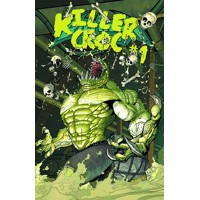 BATMAN AND ROBIN #23.4 KILLER CROC STANDARD ED - Tim Seeley