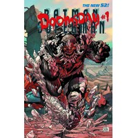 BATMAN SUPERMAN #3.1 DOOMSDAY STANDARD ED - Greg Pak