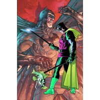 DAMIAN SON OF BATMAN #1 (OF 4) - Andy Kubert