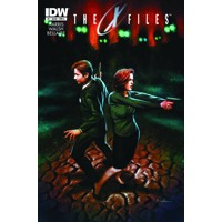 X-FILES SEASON 10 #1 4TH PTG  - Joe Harris