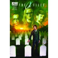 X-FILES SEASON 10 #2 4TH PTG - Joe Harris