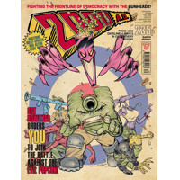 2000 AD PROG #1830 - Michael Carroll, TC Eglington, Alec Worley, [more...]