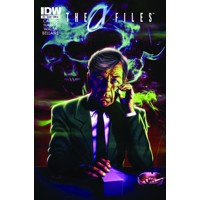 X-FILES SEASON 10 #3  2ND PTG - Joe Harris