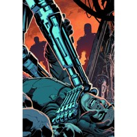 TERMINATOR SALVATION FINAL BATTLE #1 (OF 12) - J. Michael Straczynski