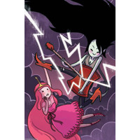 ADVENTURE TIME: MARCELINE AND THE SCREAM QUEENS 3 (OF 6) VARIANT COVER D