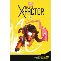 ALL NEW X-FACTOR #2 - Peter David