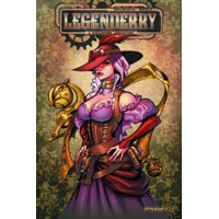 LEGENDERRY A STEAMPUNK ADVENTURE #2 (OF 7) - Bill Willingham