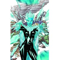 JUSTICE LEAGUE OF AMERICA #7.2 KILLER FROST 3D 2nd print - Sterling Gates