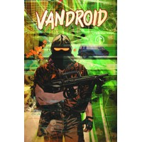 VANDROID #1 (OF 5) - Tommy Lee Edwards, Noah Smith