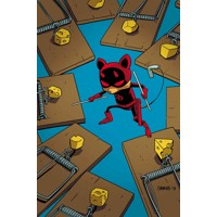 DAREDEVIL #1 SAMNEE ANIMAL VAR - Mark Waid