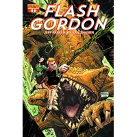 FLASH GORDON #1 - Jeff Parker