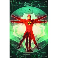 SOLAR MAN OF THE ATOM #1 - Frank J. Barbiere