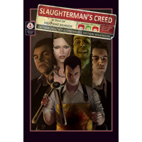 SLAUGHTERMANS CREED TP- Cy Dethan