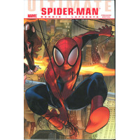 ULTIMATE COMICS SPIDER-MAN PREM HC WORLD ACCORDING - BRIAN MICHAEL BENDIS