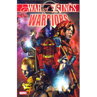 WAR OF KINGS WARRIORS TP - C.B. CEBULSKI, CHRISTOS N. GAGE, JAY FAERBER