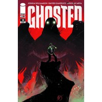 GHOSTED #10 (MR) - Joshua Williamson