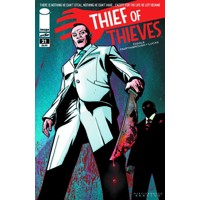 THIEF OF THIEVES #21 (MR) - Andy Diggle