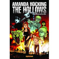 AMANDA HOCKING THE HOLLOWS GN - Amanda Hocking, Tony Lee