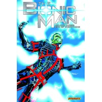 BIONIC MAN TP VOL 03 END OF EVERYTHING - Aaron Gillespie