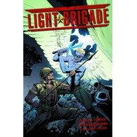 LIGHT BRIGADE HC - Peter J. Tomasi