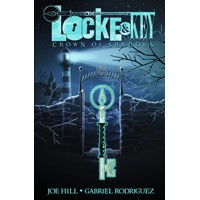 LOCKE & KEY SPEC ED HC VOL 03 CROWN OF SHADOWS - Joe Hill