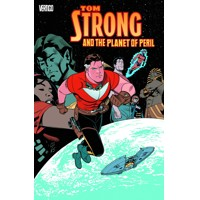 TOM STRONG AND THE PLANET OF PERIL TP - Peter Hogan