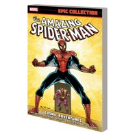AMAZING SPIDER-MAN EPIC COLL TP COSMIC ADVENTURES - Various