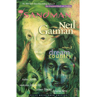 SANDMAN TP VOL 03 DREAM COUNTRY NEW ED (MR) - Neil Gaiman