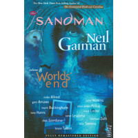 SANDMAN TP VOL 08 WORLDS END NEW ED (MR) - Neil Gaiman