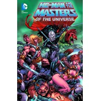 HE MAN AND THE MASTERS OF THE UNIVERSE TP VOL 03 - Keith Giffen, Mike Costa