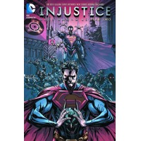 INJUSTICE GODS AMONG US YEAR TWO HC VOL 01 - Tom Taylor